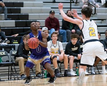 Broughton boys JV basketball vs Apex.  January 28, 2019. 750_9019