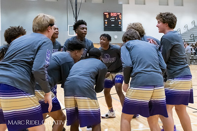 Broughton boys JV basketball vs Apex.  January 28, 2019. MRC_2676
