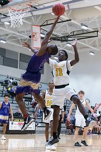 Broughton boys JV basketball vs Apex.  January 28, 2019. MRC_2717