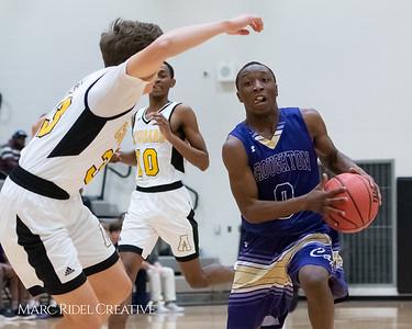 Broughton boys JV basketball vs Apex.  January 28, 2019. 750_8950