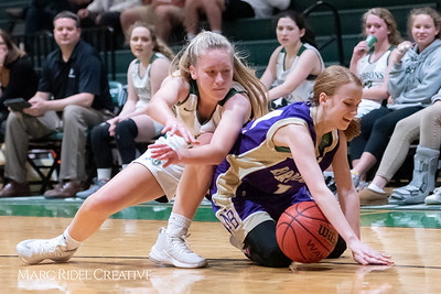 Broughton JV girls basketball vs Cardinal Gibbons. February 7, 2019. 750_3048
