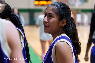 Broughton JV girls basketball vs Cardinal Gibbons. February 7, 2019. 750_3116