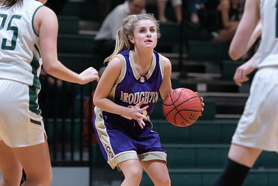Broughton JV girls basketball vs Cardinal Gibbons. February 7, 2019. 750_2960