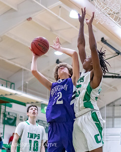 Broughton JV basketball at Enloe. November 27, 2018, MRC_1428