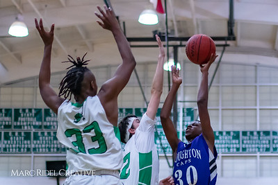 Broughton JV basketball at Enloe. November 27, 2018, MRC_1421