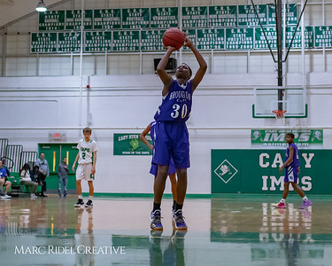 Broughton JV basketball at Enloe. November 27, 2018, MRC_1389