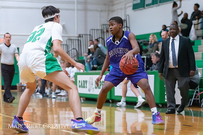 Broughton JV basketball at Enloe. November 27, 2018, 750_0551