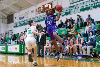 Broughton JV basketball at Enloe. November 27, 2018, MRC_1370