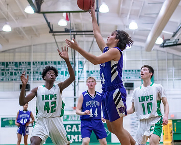 Broughton JV basketball at Enloe. November 27, 2018, MRC_1413