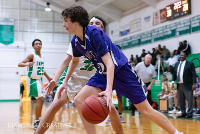 Broughton JV basketball at Enloe. November 27, 2018, MRC_1298