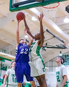 Broughton JV basketball at Enloe. November 27, 2018, MRC_1429