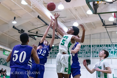 Broughton JV basketball at Enloe. November 27, 2018, MRC_1271