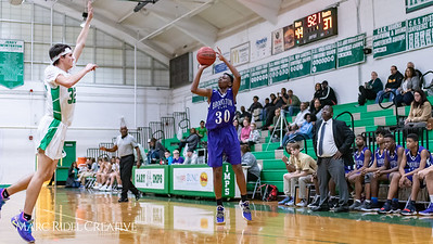 Broughton JV basketball at Enloe. November 27, 2018, MRC_1440