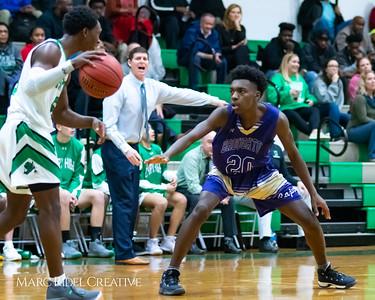 Broughton basketball at Enloe. November 27, 2018, MRC_1760
