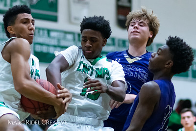 Broughton basketball at Enloe. November 27, 2018, MRC_1734