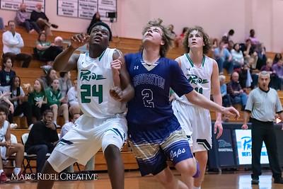 Broughton basketball at Leesville. February 5, 2019. 750_2493