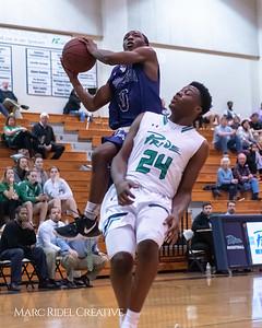 Broughton basketball at Leesville. February 5, 2019. 750_2480