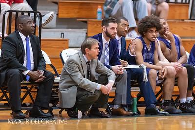 Broughton basketball at Leesville. February 5, 2019. 750_2522