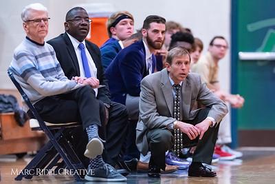 Broughton basketball at Leesville. February 5, 2019. 750_2583