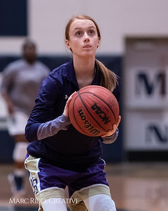 Broughton JV girls basketball vs Millbrook. January 22, 2019. 750_5493