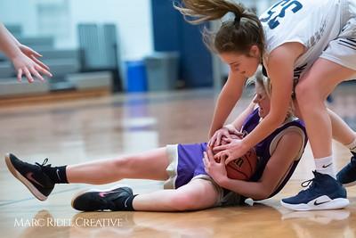 Broughton JV girls basketball vs Millbrook. January 22, 2019. 750_5709