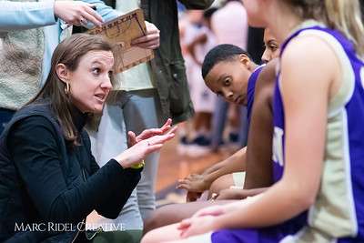 Broughton JV girls basketball vs Millbrook. January 22, 2019. MRC_1783