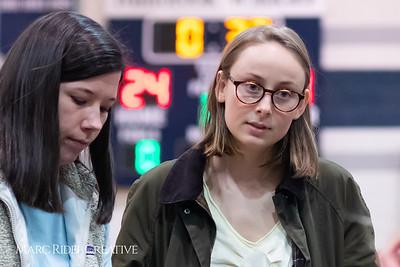 Broughton JV girls basketball vs Millbrook. January 22, 2019. MRC_1784