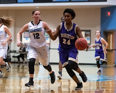 Broughton girls JV basketball at Panther Creek. January 3, 2019. 750_0430