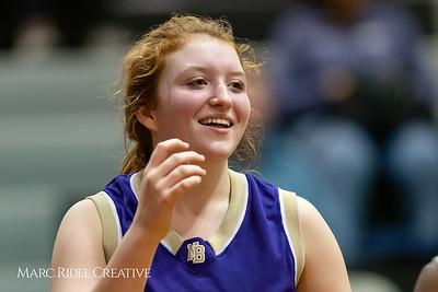 Broughton girls JV basketball at Panther Creek. January 3, 2019. MRC_9788