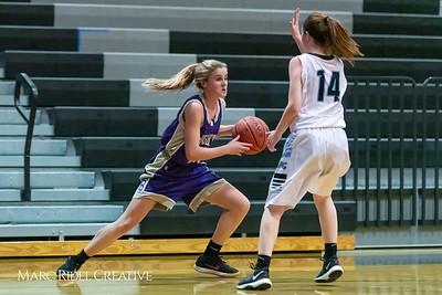 Broughton girls JV basketball at Panther Creek. January 3, 2019. 750_0470