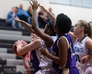 Broughton girls JV basketball at Panther Creek. January 3, 2019. 750_0510