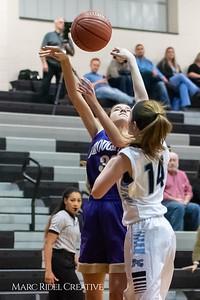 Broughton girls JV basketball at Panther Creek. January 3, 2019. 750_0539
