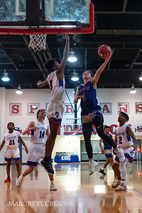Broughton boys varsity basketball vs Sanderson. February 12, 2019. 750_6210
