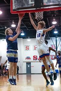 Broughton boys varsity basketball vs Sanderson. February 12, 2019. 750_6240