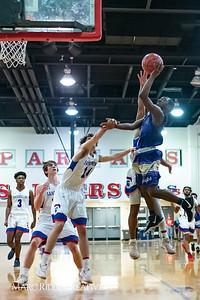 Broughton boys varsity basketball vs Sanderson. February 12, 2019. 750_6212