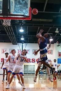 Broughton boys varsity basketball vs Sanderson. February 12, 2019. 750_6213