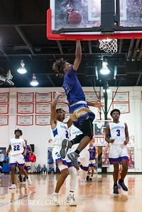 Broughton boys varsity basketball vs Sanderson. February 12, 2019. 750_6350