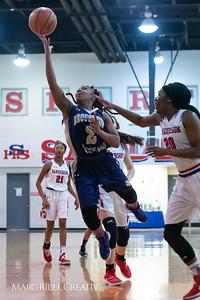 Broughton girls varsity basketball vs Sanderson. February 12, 2019. 750_5945