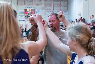Broughton girls varsity basketball vs Sanderson. February 12, 2019. 750_5966