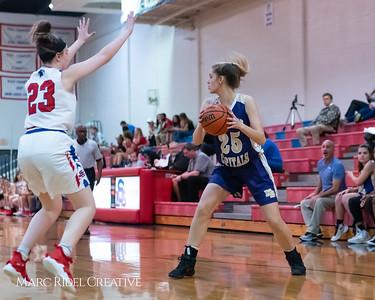 Broughton girls varsity basketball vs Sanderson. February 12, 2019. 750_5975