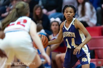 Broughton girls varsity basketball vs Sanderson. February 12, 2019. 750_5920