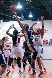 Broughton girls varsity basketball vs Sanderson. February 12, 2019. 750_5952