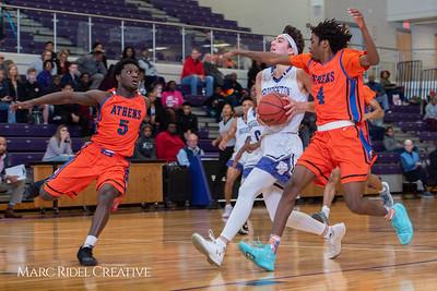 Broughton basketball vs Athens Drive. 750_7653