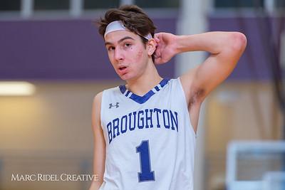 Broughton basketball vs Athens Drive. 750_7650