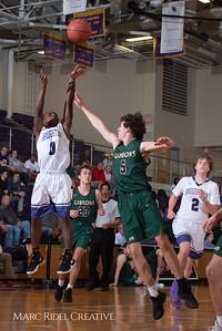 Broughton basketball vs Cardinal Gibbons. February 8, 2019. 750_4870
