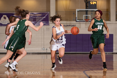 Broughton basketball vs Cardinal Gibbons. February 8, 2019. 750_4691