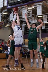 Broughton basketball vs Cardinal Gibbons. February 8, 2019. 750_4876