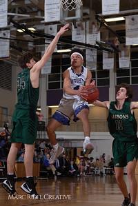 Broughton basketball vs Cardinal Gibbons. February 8, 2019. 750_4879