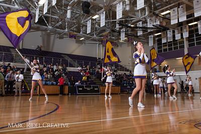 Broughton basketball vs Cardinal Gibbons. February 8, 2019. 750_4882