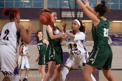 Broughton basketball vs Cardinal Gibbons. February 8, 2019. 750_4725